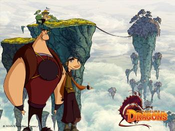 Dragon Hunters - Main Title - Chasseurs de Dragons - Générique