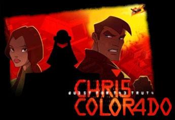 Chris Colorado - Italian main title - Chris Colorado - Générique italien