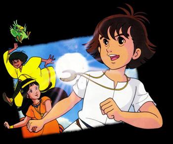 Taiyo no Ko Esteban - Main title - Mystérieuses Cités d'Or (les) -   Générique