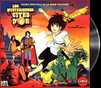 Taiyo no Ko Esteban - Esteban's theme - Mystérieuses Cités d'Or (les) - Thème :  Thème d'Esteban
