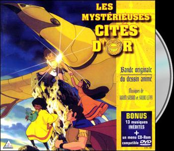 Taiyo no Ko Esteban - theme - Mystérieuses Cités d'Or (les) - Thème : Aux portes de la cité