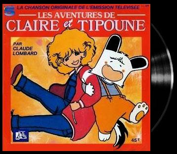 Ohayô Spank ! - Instrumental main title - Claire et Tipoune (les Aventures de) - Générique instrumental