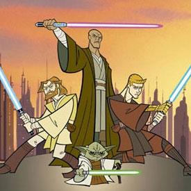 Star Wars : Clone Wars - Clone Wars - Générique de fin