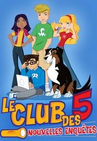 Club des 5 (Les nouvelles enquêtes du) - Main title - Club des 5 (Les nouvelles enquêtes du) - Générique
