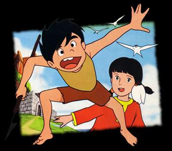 Mirai shônen Conan - Main title - Conan le Fils du Futur - Générique