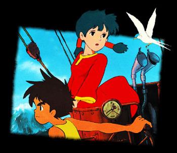 Mirai shônen Conan - Themes - Conan le Fils du Futur - Thèmes principaux