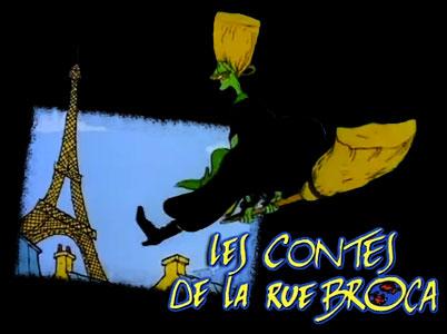 Contes de la rue Broca - Ending - Contes de la rue Broca (les) - Générique de fin