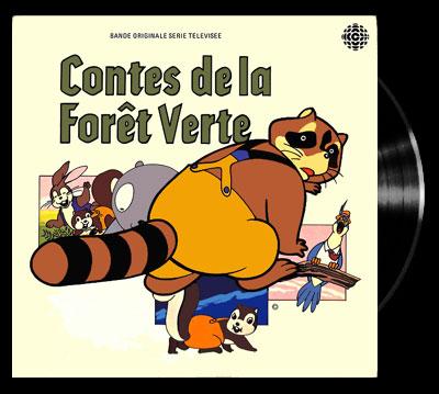 Yama nezumi Rocky Chuck (Rocky Chuck la marmotte) - Contes de la forêt verte (les)