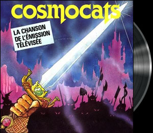 Thundercats - French song - Cosmocats - Chanson : La ballade des étoiles
