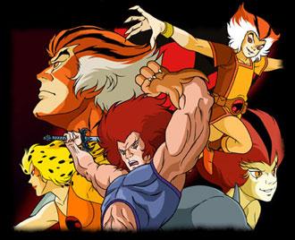 Thundercats - Main title - Cosmocats -  Générique