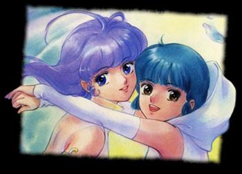 Mahô no tenshi Creamy Mami - Japanese main title - Creamy, merveilleuse Creamy - Chanson :  On ne peut jamais savoir - Version japonaise