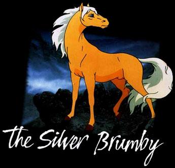 The Silver Brumby - VO Opening - Crin d'Argent - Générique de début VO