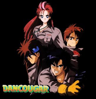 Chôjuu Kishin Dancouga - Main title - Dancougar, les cadets de l'espace - Générique