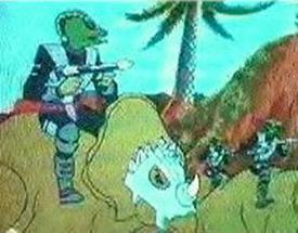 Dino-Riders - Dino Riders