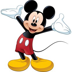 Disney - Mickey motion - Disney - Mickey motion - Eurobeat
