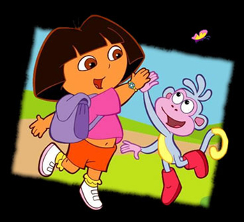 Dessins anim s dora l 39 exploratrice g n rique dora the explorer main title - Dessin anime dora exploratrice gratuit ...