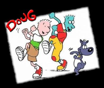 Doug - Main title - Doug - Générique