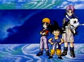 Dragon Ball GT - Dragon Ball GT - Générique brésilien