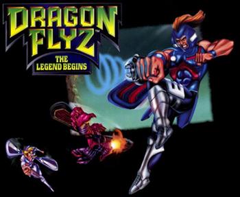 Dragon Flyz - Ending - Dragon Flyz - Générique de fin