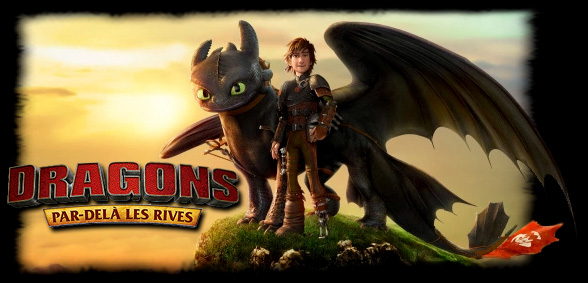 Dragons  : Race to the Edge - French Main Title - Dragons : Par-delà les rives - Générique FR