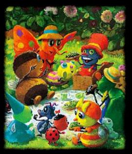 Drôles de petites bêtes - Ending title - Drôles de petites bêtes - Générique de fin