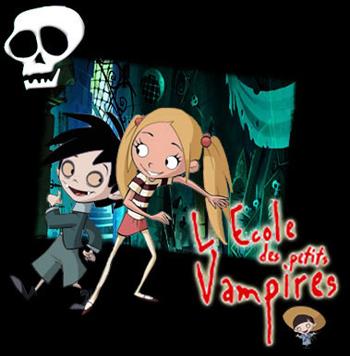 Die Schule der kleinen Vampire - Main title - Ecole des petits vampires (L') - Générique
