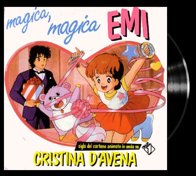 Mahô no star Magical Emi - Italian main title - Emi Magique - Générique italien