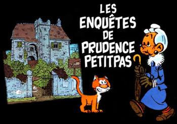 Enquêtes de Prudence Petitpas (les) - Opening - Enquêtes de Prudence Petitpas (les) - Générique de début