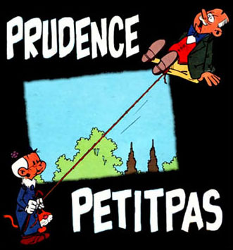 Enquêtes de Prudence Petitpas (les) - Ending - Enquêtes de Prudence Petitpas (les) - Générique de fin