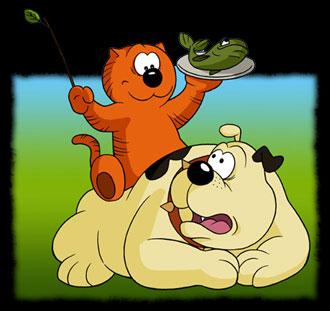 Heathcliff And The Catillac Cats - Entrechats (les) - Générique allemand