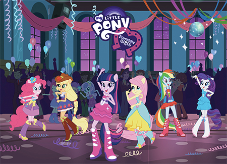 My little pony Equestria girls - My little pony Equestria girls - Helping Twilight Win the Crown