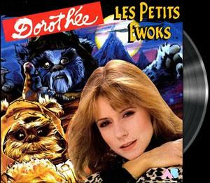 Ewoks - French song - Ewoks (les) - Chanson : Nos amis les Ewoks