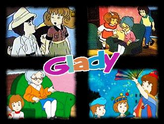 Les Aventures de la Famille Glady - Main title - Famille Glady (les aventures de la) - Générique