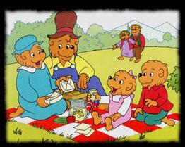 Berenstain Bears (the) - Main title - Famille Berenstain (la) - Générique