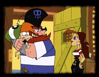 Famille Pirate - Main title - Famille Pirate - Générique