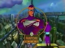 Phantom 2040 - Fantôme 2040