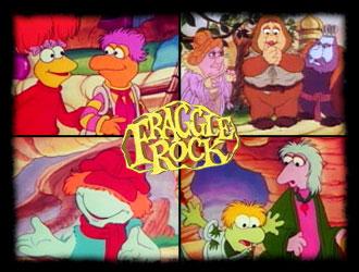 Fraggle Rock: The Animated Series - Main title - Fraggle Rock - Série animée - Générique