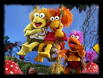 Fraggle Rock with Jim Henson's Muppets - Main title - Fraggle Rock -  Générique américain