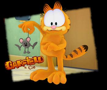Garfield & Cie- Main title - Garfield & Cie - Générique