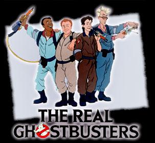 The Real Ghostbusters - SOS Fantômes - Générique de début