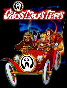 Ghostbusters - Main title - Ghostbusters -  G�n�rique