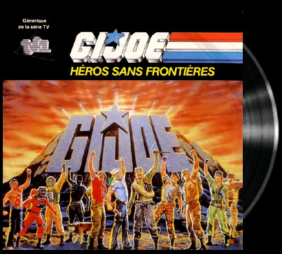 G.I. Joe : A real American Heroe - 1st Instrumental  main title - G.I. Joe - 1er Générique instrumental