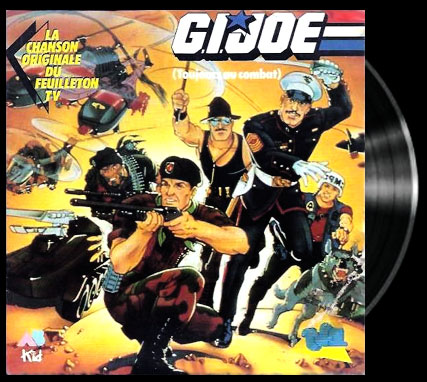 G.I. Joe : A real American Heroe - G.I. Joe - 2ème Générique