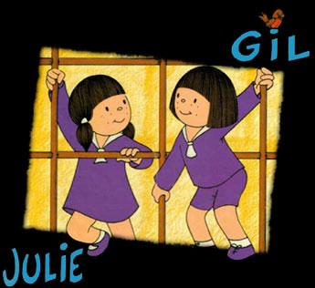 Jack and Jill - Opening - Gil et Julie  - Générique de début