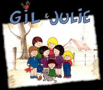 Jack and Jill - Ending - Gil et Julie - Générique de fin