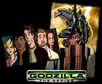 Godzilla (the series) - Main title - Godzilla 1998 - Générique