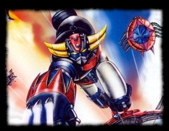 UFO Robot Grendizer - Goldorak - 2001 - Générique de fin - Reprise - Va combattre ton ennemi