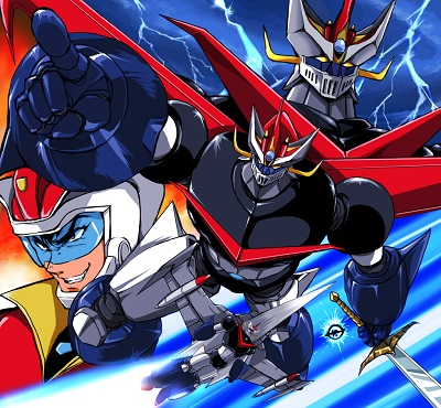 Great Mazinger - Great Mazinger - italien