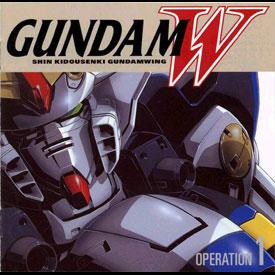 Gundam Wing - Gundam Wing - Générique de fin