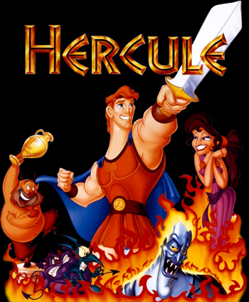 Hercules - Zero to hero - Hercule - Zero to hero - Eurobeat